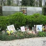 Spomenik srpskoj djeci sa Kozare na zagrebačkom groblju Mirogoj