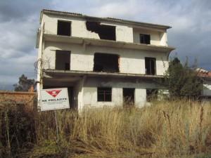 Islam Grčki - uništena srpska kuća