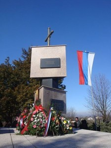 Spomenik stradalim Srbima u Drakuliću
