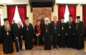 Članovi Svetog Arhijerejskog Sinoda