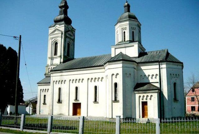 Manastir Rođenja Svetog Jovana Krstitelja u Jasenovcu