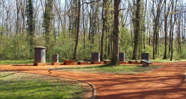 Ostaci fabrike sapuna koji su pravljeni od logoraša (Foto: Novosti)