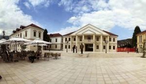 Andrićgrad Foto: SRNA