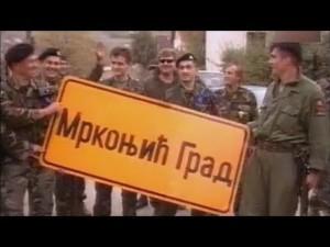 Hrvatska vojska u Mrkonjić Gradu