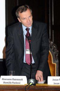 Momčilo Pavlović - Prva međunarodna konferencija o kompleksu ustaških logora Jadovno – Gospić 1941. Banja Luka, Bosna i Hercegovina, 24 - 25. jun 2011.