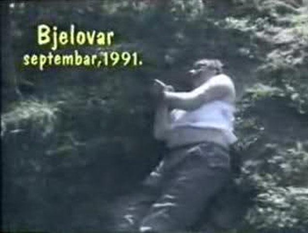 Zločin u Bjelovaru 1991. godine