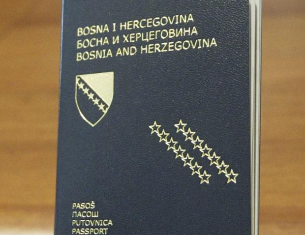BiH pasoš