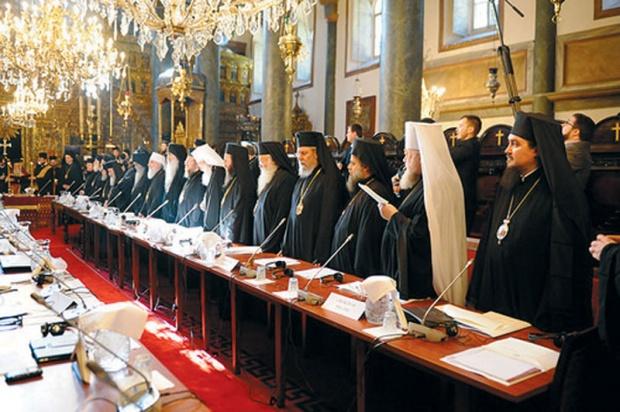 Sastanak delegacija pravoslavnih crkava