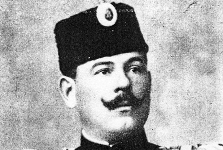 Pukovnik Dragutin Dimitrijević Apis