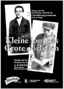 Gavrilo Princip i Marinus van der Lube povezani su nizom predavanja