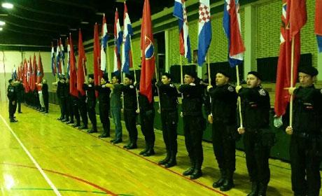 Stranačka garda