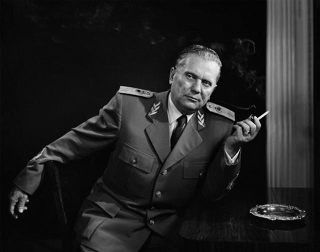 Josip Broz Tito FOTO: PROFIMEDIA