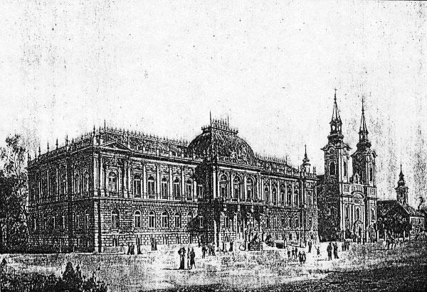 Karlovačka patrijaršija (Izvor: Vikipedija – autor nepoznat)