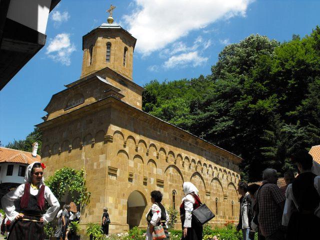Manastir Vraćevšnica. Foto: Milomir Stanković