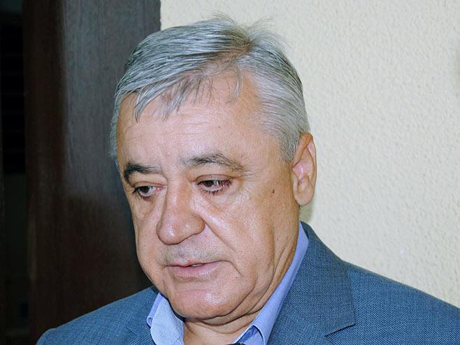 Milomir Savčić, predsjednik Boračke organizacije Republike Srpske Foto: SRNA