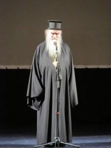 Mitropolit Amfilohije na premijeri filma ''Vi idite, ja neću''
