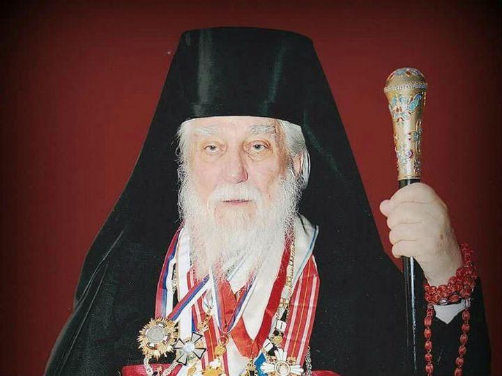 Preminuo mitropolit Dabrobosanski Nikolaj
