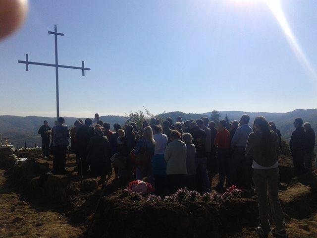 Srebrenica - crkva - reportaža1