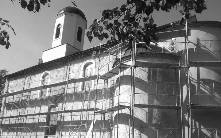 Обнова цркве Свете Петке у Горњем Сjеничаку приводи се краjу