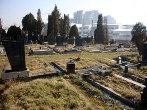 Priština: Pravoslavno groblje Foto: SRNA