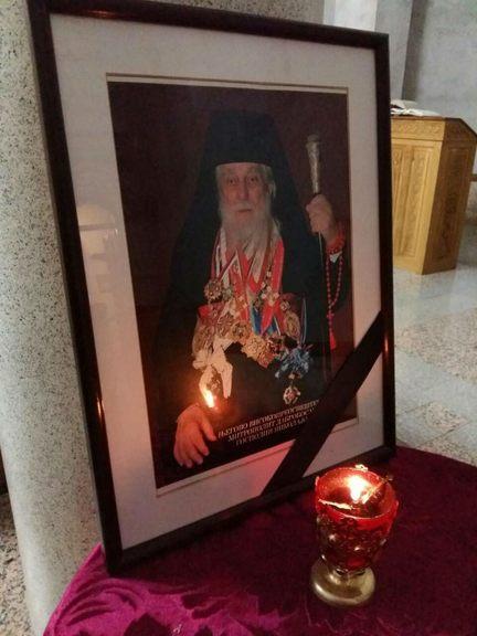Preminuo mitropolit dabrobosanski Nikolaj (foto: RTRS)