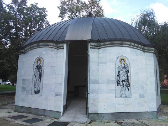 Spomen-obilježje Kameni cvijet u Prijedoru