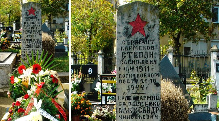 Spomenik crvenoarmejcima