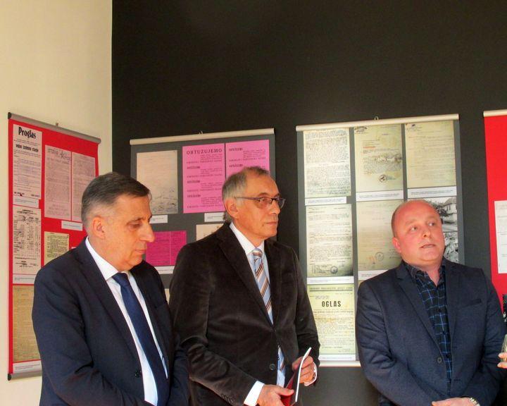 U Beogradu otvorena izložba ''Banjaluka - okupacija i oslobođenje'