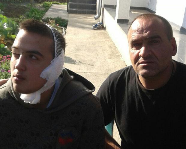 Zoran Petrović ne krije ogorčenje zbog napada na sina