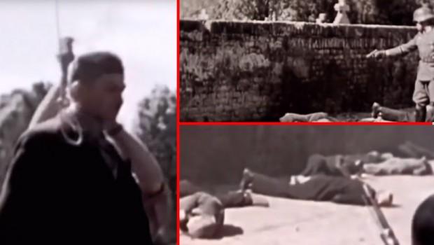 Vješanje i streljanje srpskih civila u Pančevu 21. aprila 1941.