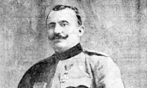 Vojvoda Popović, vojvoda Vuk