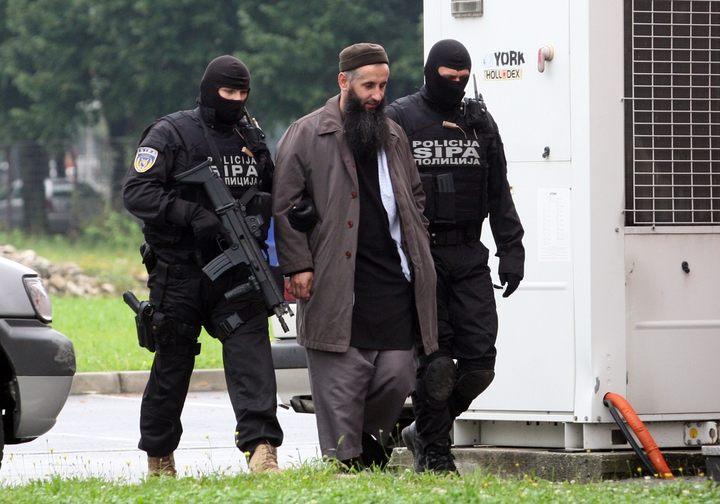 Presuda Suda BiH  Husein Bilal Bosnić osuđen na sedam godina zatvora