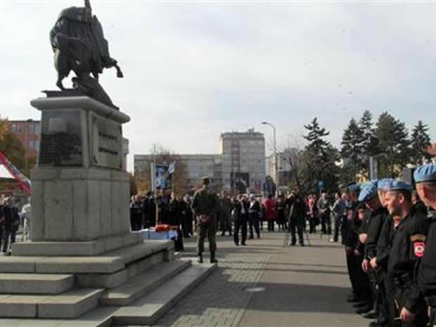 Bijeljina - Godišnjica oslobođenja grada u Prvom svjetskom ratu ...