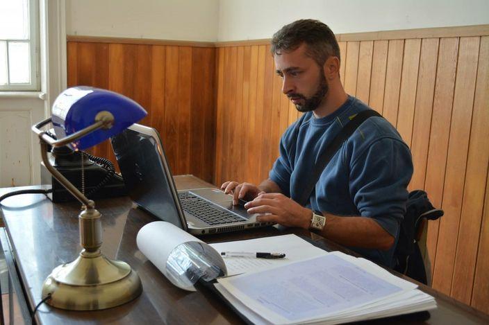 Producent Bojan Babin, izneo je veliki deo tereta na filmu o novomučeniku Vukašinu