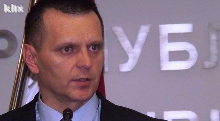 Ministar unutrašnjih poslova Republike Srpske Dragan Lukač