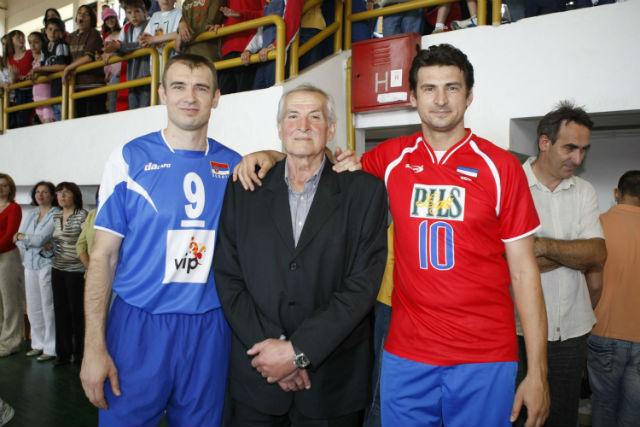 Nikola, Miloš i Vladimir Grbić