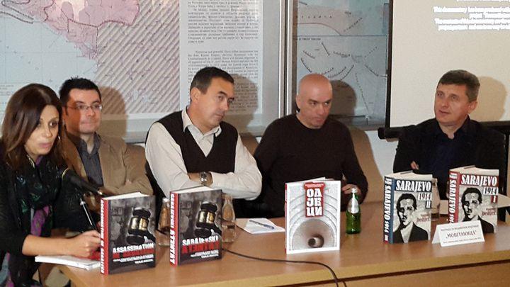 """U Regionalnom muzeju u Doboju danas je otvorena izložba """"Odjeci: evropska štampa o Sarajevskom atentatu i Julskoj krizi"""""""