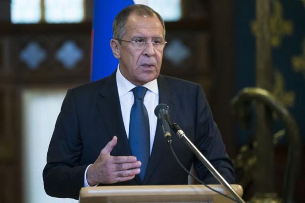 Ministar inostranih poslova Sergej Lavrov