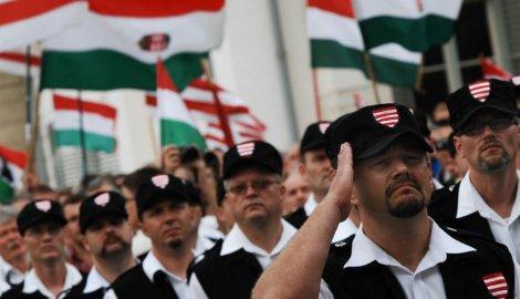 Mađarski fašisti