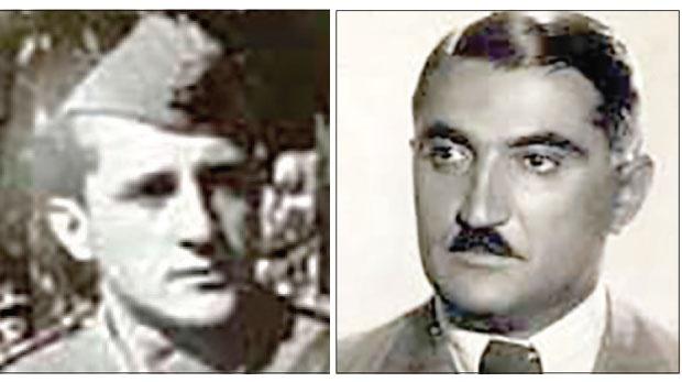 Major Ozne Milan Trešnjić, Dr Milan Horvatski