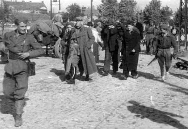 Nedićevog oficira i kvislinge sprovode na streljanje u Beogradu