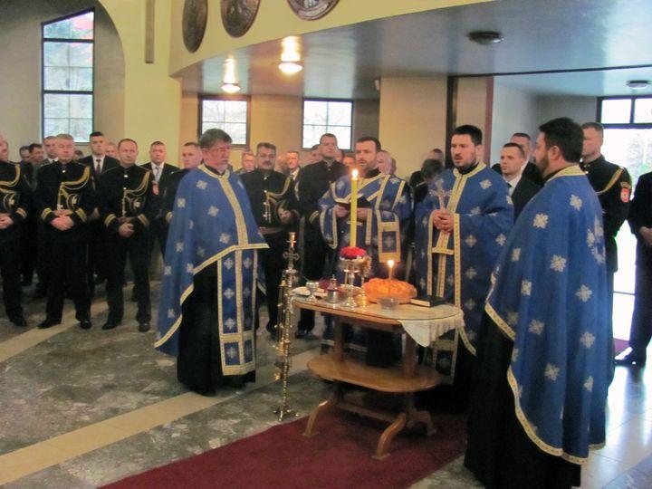 Služen parastos u crkvi Rođenja Presvete Bogorodice pripadnicima Ministarstva unutrašnjih poslova Republike Srpske