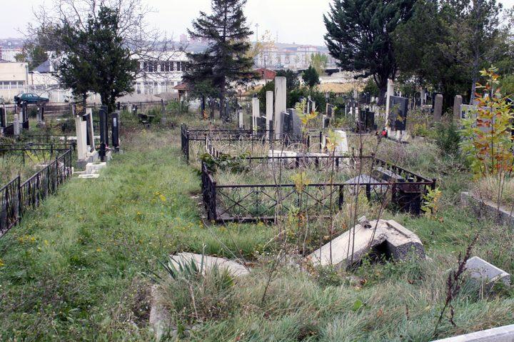 Pravoslavno groblje u Prištini