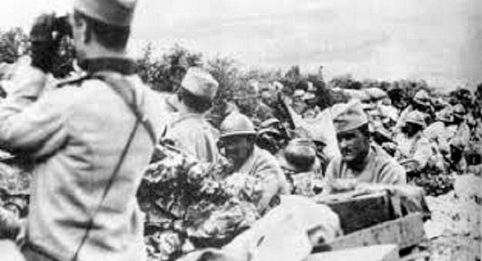 Srpska vojska na Solunskom frontu