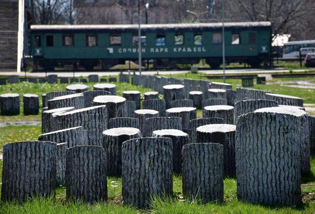 Spomen park Kraljevo