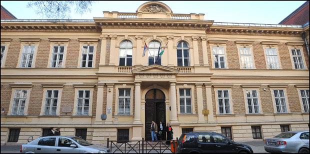 Srpska gimnazija u Budimpešti