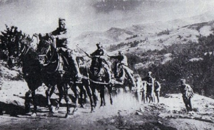 Srpska vojska - Prvi svjetski rat