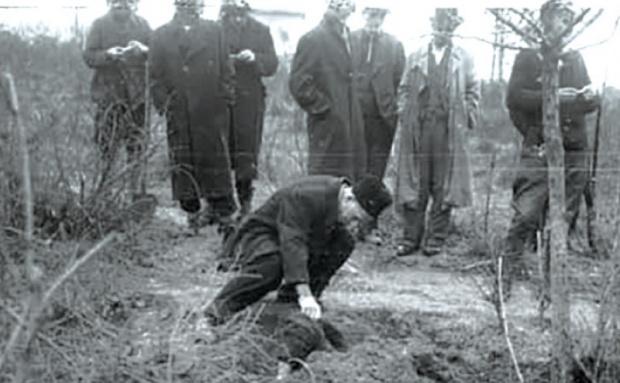 Streljanje na Košutnjaku oktobra 1944. godine