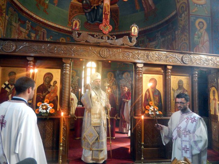 Sveta arhijerejska liturgija u Crkvi Vaznesenja Gospodnjeg