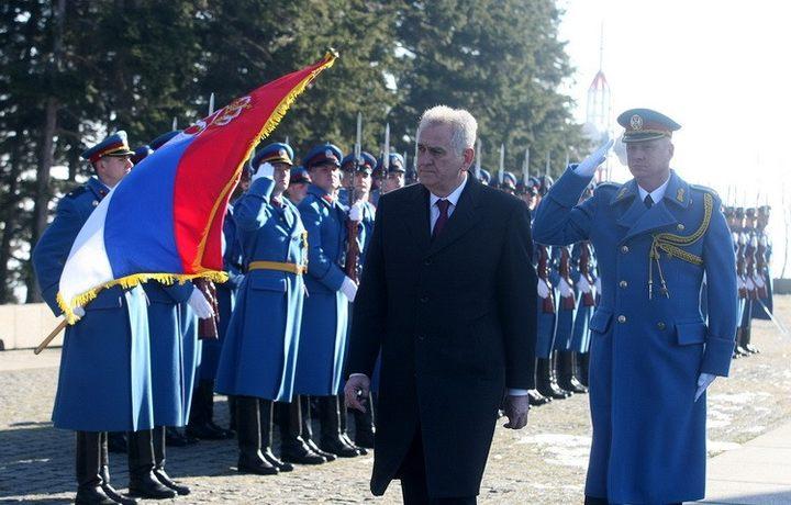 Predsjednik Srbije Tomislav Nikolić